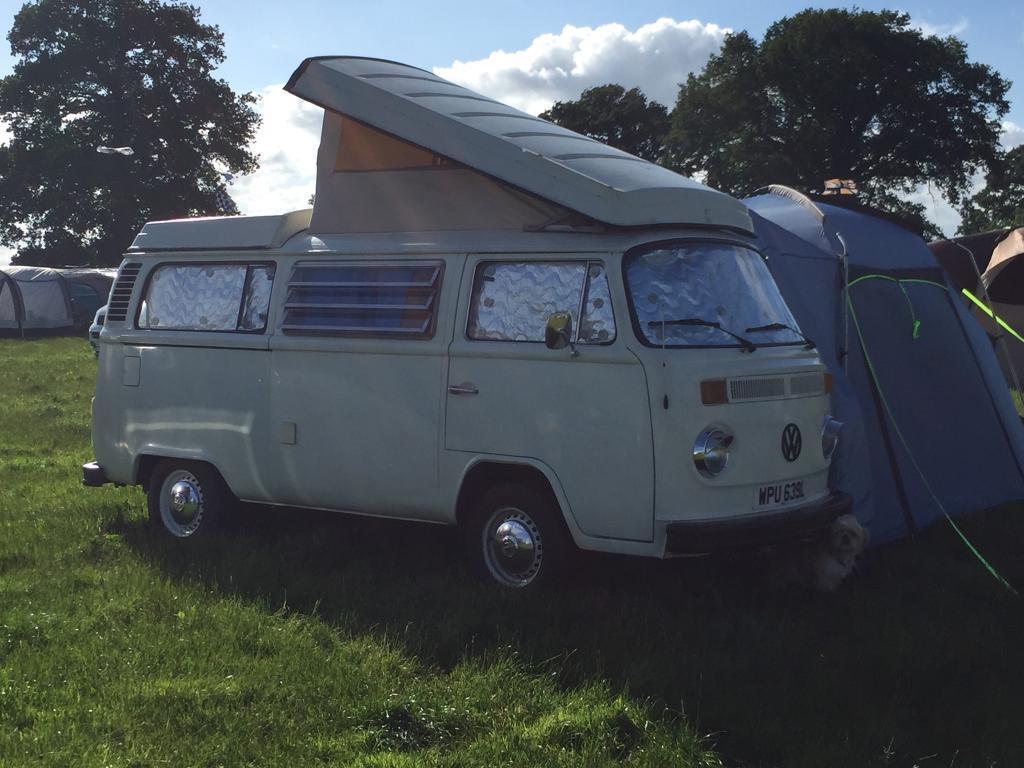 vw t2 camper van for sale in dudley west midlands gumtree. Black Bedroom Furniture Sets. Home Design Ideas