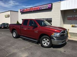 2013 Ram 1500 ST CLEAN CAR PROOF E-TESTED HEATED MIRRORS