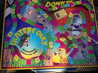 Skaters Only 1988 retro board game
