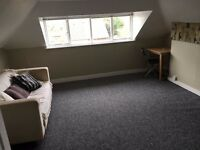 One bedroom flat , Central Guildford with parking