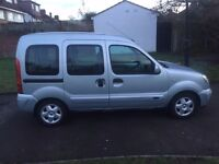Renault Kangoo 1.5 dCi Expression 5dr£2,499 p/x welcome FREE WARRANTY, FULL HISTORY
