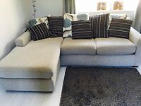Corner Sofa and love chair sofa