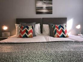 Two bedroom serviced apartment in Leamington Spa available for short lets