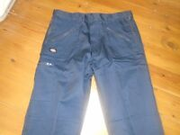 New Mens Dickie work trousers 36T with labels still on