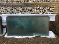 Glass - 75 large sheets - for cold frames or greenhouse - 4mm thick
