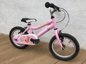"""Ridgeback Honey girls 14"""" bike"""