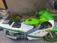 Kawasaki kr1 250 plus spare parts