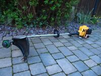 McCulloch trimMac 210 petrol strimmer/Trimmer