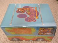 Scooby Doo The Mystery Machine 10 Disc DVD Box Set