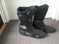 Figo Motorbike Boots