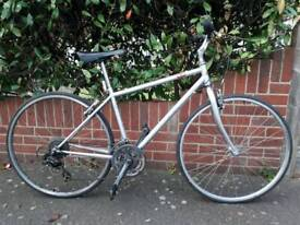 0ad669e73d5 Btwin riverside 500 mountain/hybrid bike In great condition not felt ...