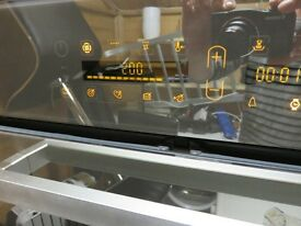 hotpoint digital built in oven