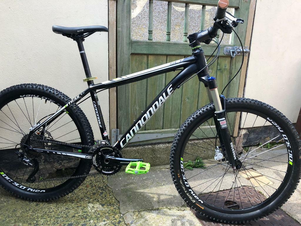 e47eea2e11b Cannondale mountain bike | in Crook, County Durham | Gumtree