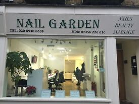 Part & Full time Nail Technician/ Beauty Trerapist wanted in Richmond