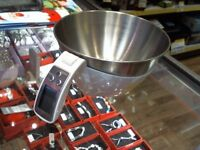 MORPHY RICHARDS KITCHEN SCALES
