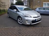 TOYOTA PRIUS T SPIRIT ONE OWNER VERY NICE CLEAN CAR WARRANTED MILES HPI CLEAR UK MODEL FULLY LOADED