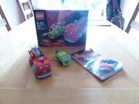 Lego Cars 2 (9484) Reds Water Rescue