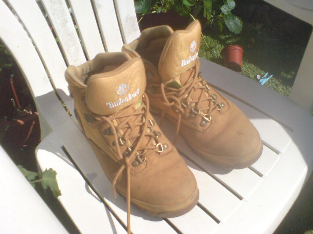 best authentic dab9d 98ec5 TIMBERLAND BOOTS UK 9.5 EU 44 | in Ealing, London | Gumtree