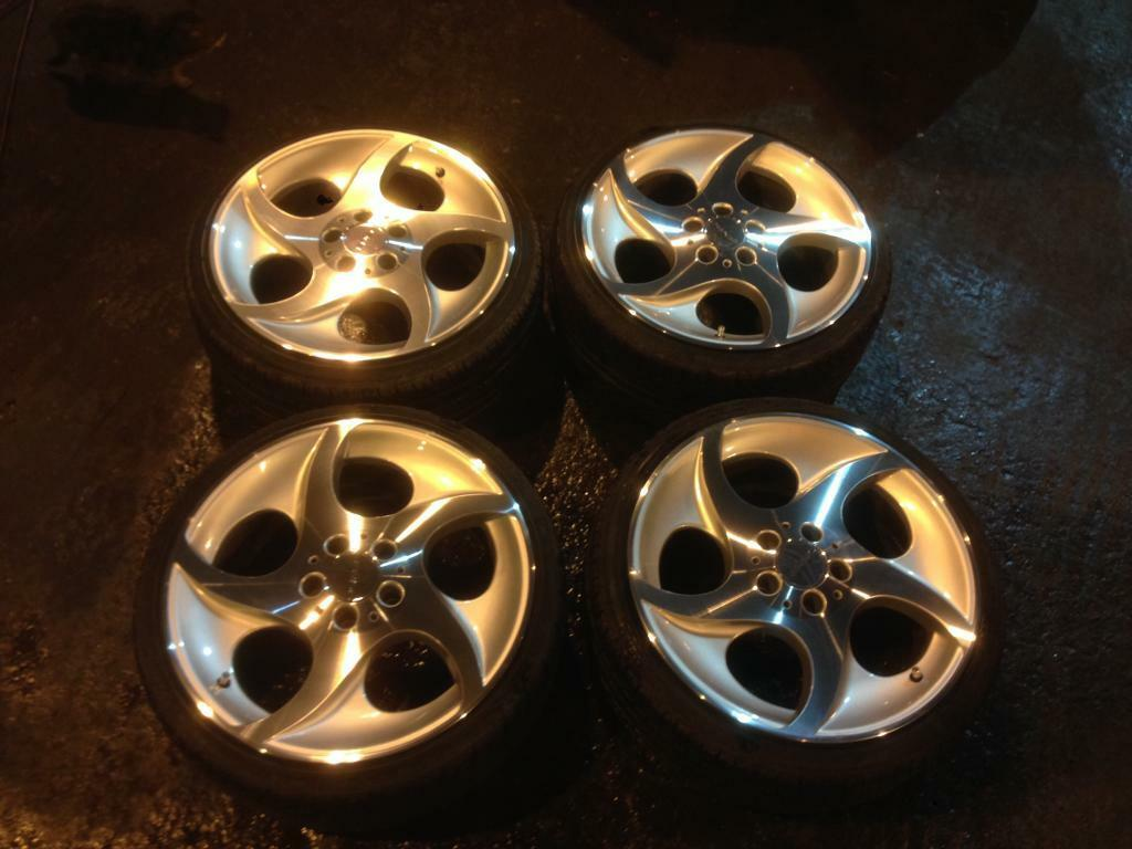 18 mercedes benz alphards 5x112 mint in eglinton for Mercedes benz alphards