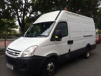 2007 Iveco daily 35c15 3.0 hpi mwb Twin wheeeler 12 months mot