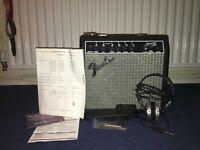 Fender Guitar Amplifier Pack