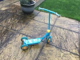 Octonauts Childs Scooter