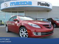 2010 MAZDA 6 GT CUIR TOIT OUVRANT