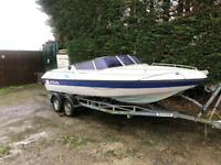 Fletcher 180 sports boat
