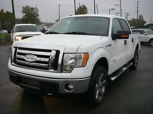 2011 Ford F-150 XTR SuperCrew Ecoboost 5.5-ft. Bed 4WD
