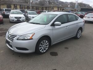 2013 Nissan Sentra 1.8 S STRAIGHT CLEAN FUEL EFFICIENT