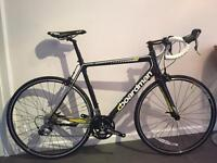 Boardman team c carbon road bike, 56 cm, near immaculate .