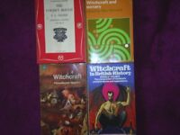 Magic - History - Witchcraft Books