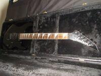 Jackson Superstrat Guitar, Made in Japan