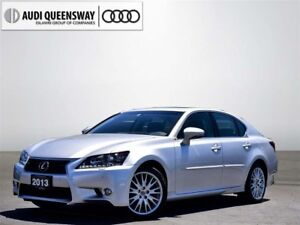 2013 Lexus GS 350 AWD, Fully Loaded, Night Vision,