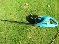 Bosch Electric Hedge Trimmer