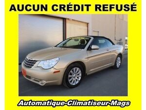 2010 Chrysler Sebring TOURING AUTOMATIQUE CLIMATISEUR MAGS