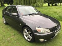 2002 Lexus IS 200 2.0 SE 4dr AUTOMATIC 12 MOT