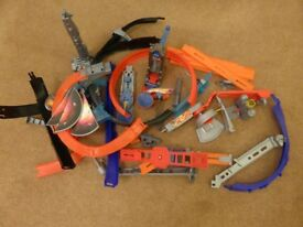 HOT WHEELS DROP FORCE TRACK SET