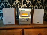 Sony MD/CD and Tape Deck Stereo