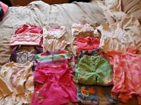 bundle baby girls clothes Next and gap 12-18 mnths 15 items