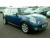 2009 Mini cooper clubman 1.6 diesel with only 67000 miles, motd June 2021
