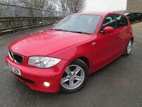 BMW 1 Series 2.0 120d Sport 5dr LONG MO T/DRIVES EXCELLENT/BARGAIN