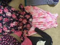 Girls dresses 2-4y