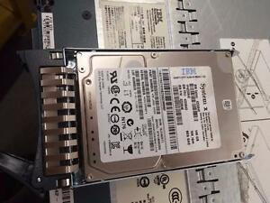 "IBM 146.8GB 2.5"" INCH SAS 10K RPM 6Gb 42D0643 42D0646 Hard Drive"