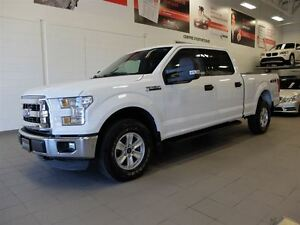 2015 Ford F-150 XLT CREW 4X4 V8 MAGS TOW PKG