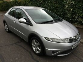 2010 HONDA CIVIC SE I- VTEC AUTOMATIC, FULL HONDA HISTORY LOW MILEAGE 32K