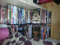 over 200 dvds including disney