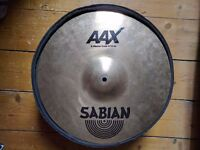 """Sabian AAXplosion 16"""" Crash Cymbal"""