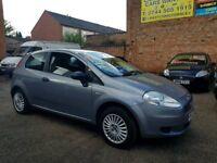 2007 Fiat Punto Grande 1.2 - Low Mileage - 3 Months Warranty