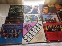 Collection of Vinyl Lp,s from the Sixties and Seventy etc.